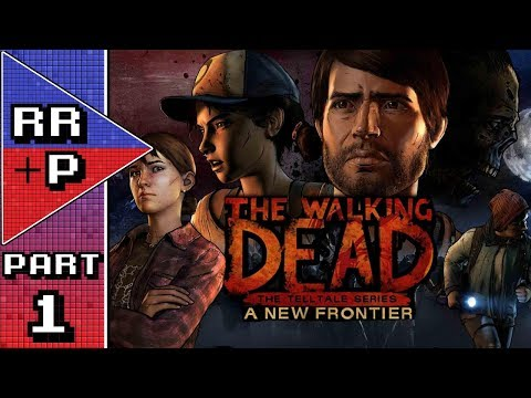 Episode 1&2: Ties That Bind - Telltale's The Walking Dead: A New Frontier Blind Playthrough - Part 1