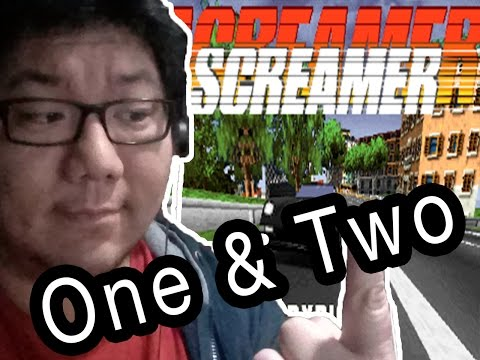 Screamer 1 (1995) & 2 (1996) Review For PC