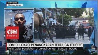 Video Bom di Sibolga, Polisi Menyisir Lokasi dengan Bantuan Robot MP3, 3GP, MP4, WEBM, AVI, FLV Maret 2019