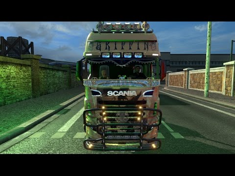 Carls Scania R&S v8.1