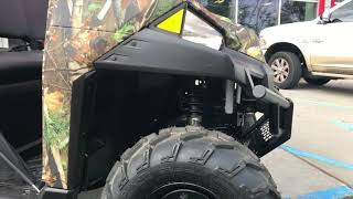 6. 2018 Polaris Ranger Crew XP | First Look