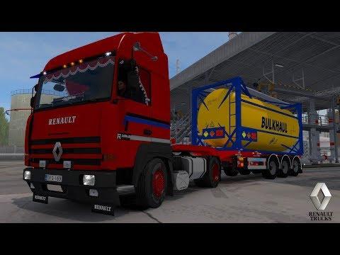 Renault Major 420Ti v3.0 [1.30.x]