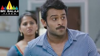 Prabhas Mirchi Movie Comedy Scenes Back to Back | Anushka, Richa | Sri Balaji Video
