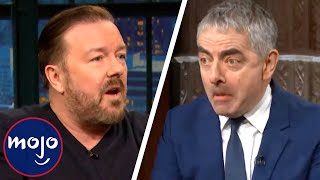 Video Top 10 Times British Celebs Caused CHAOS On US Talk Shows MP3, 3GP, MP4, WEBM, AVI, FLV September 2019