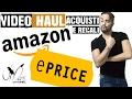 Acquisti Amazon, Eprice, regali, dieta e sponsorizzazione