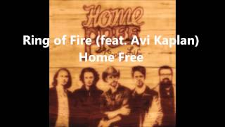 Ring of Fire, feat.Avi Kaplan (a cappella, Home Free)