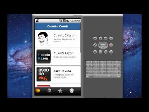 Video of Cuanto Comic