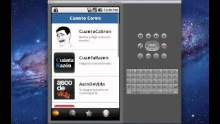 Cuanto Comic YouTube video