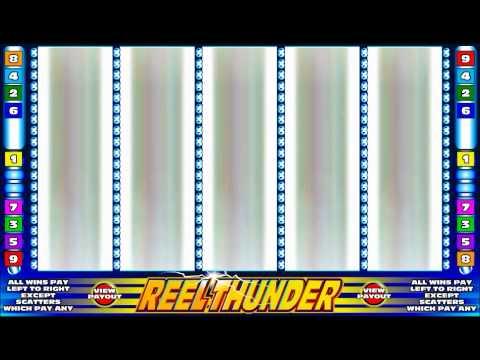 Reel Thunder Scatter Wins