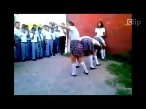 Chết cười với trò nhảy ngựa thần thánh :))