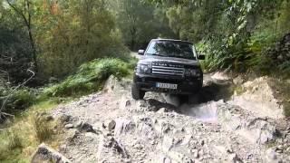 Lake District Cumbria Range Rover Sport