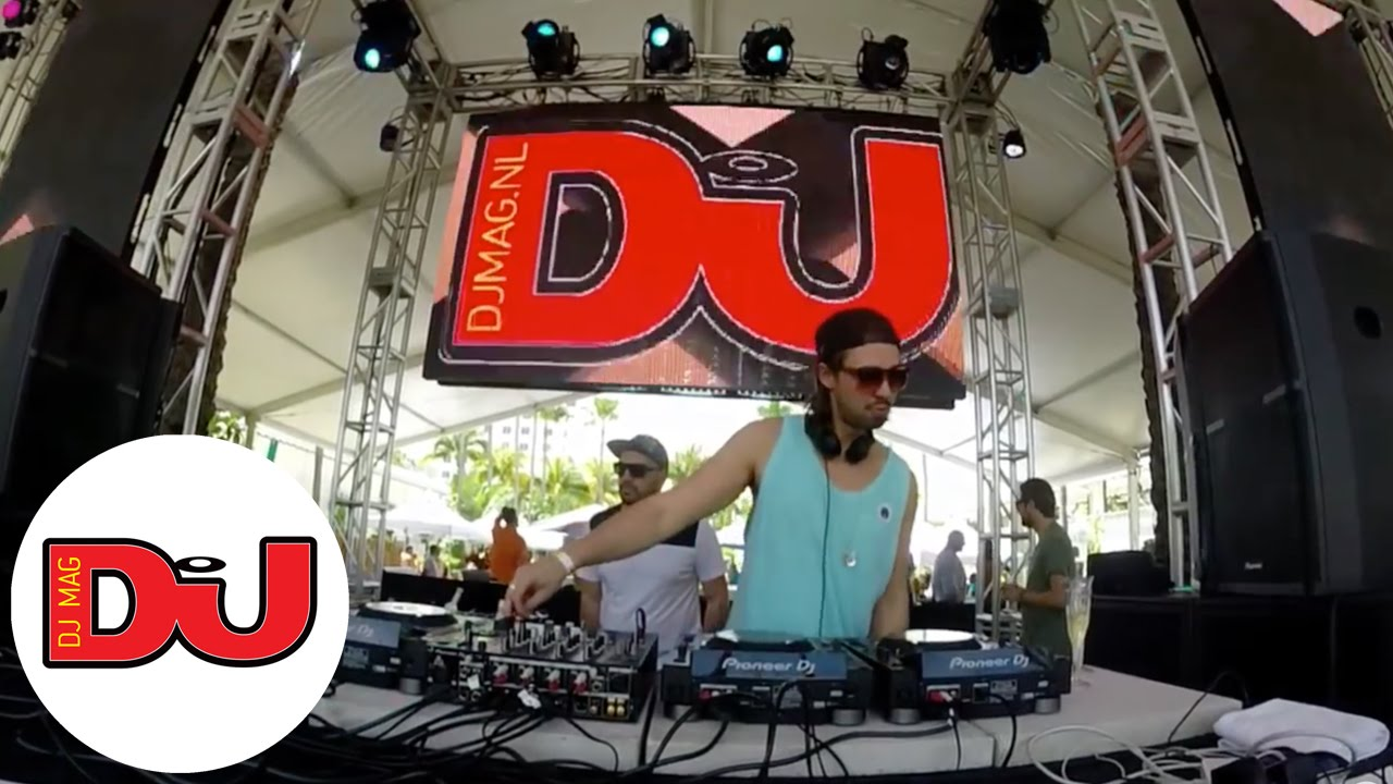 Sonny Fodera - Live @ DJ Mag Pool Party in Miami 2016
