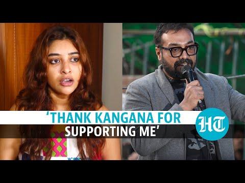 Anurag Kashyap case: Payal Ghosh on 'political affiliation', thanks Kangana