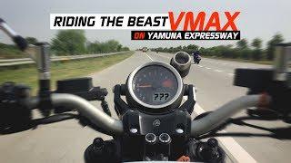 2. Yamaha Vmax Speed Test !!