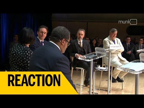 Black Conservative Reaction To Jordan B Peterson Michael Dyson MUNK Debate