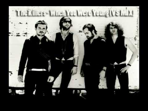 The Killers - When You Were Young (Victoria Secret Mix)