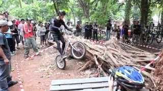 Indonesian biketrial Competition#1.mov