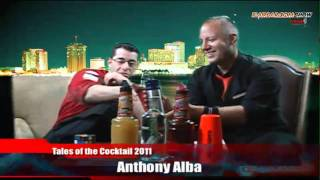 Flairbar.com Show with Anthony Alba @ Tales of the Cocktail 2011!