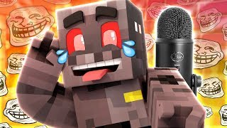 Minecraft: Mic Disguise Prank