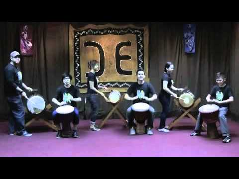 Djembe Lesson Demo : Sofa