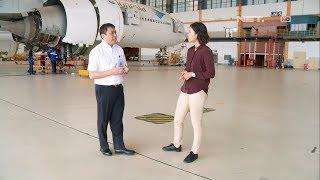Video Satu Indonesia - Proses Panjang Yang Cukup rumit dan Detail Sebelum Pesawat Bisa Terbang MP3, 3GP, MP4, WEBM, AVI, FLV November 2018