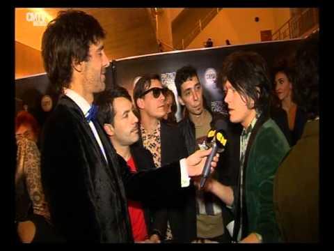 Foxley video Entrevista CM - Premios Gardel 2015