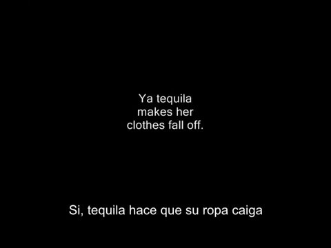 Tequila Makes Her Clothes Fall Off By Joe Nichols
