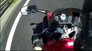 3. vfr800 firstride and specs