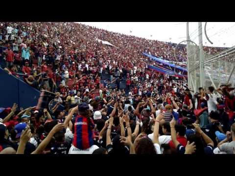 San Lorenzo 1 Sarmiento 0 | Entrada de La Butteler - La Gloriosa Butteler - San Lorenzo