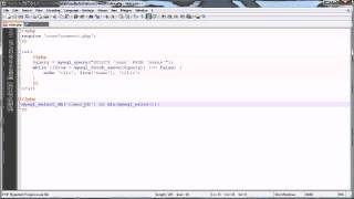 PHP Tutorials: Selecting And Using Multiple MySQL Databases
