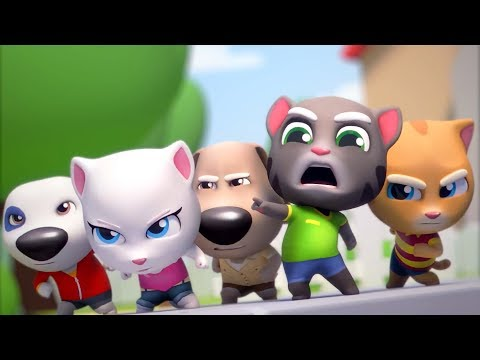 RUN! RUN! RUN! TALKING TOM GOLD RUN NEW TRAILER 2019