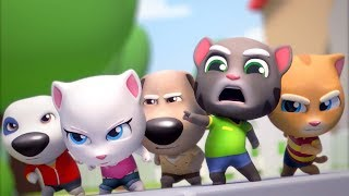 Video RUN! RUN! RUN! TALKING TOM GOLD RUN NEW TRAILER 2019 MP3, 3GP, MP4, WEBM, AVI, FLV Mei 2019