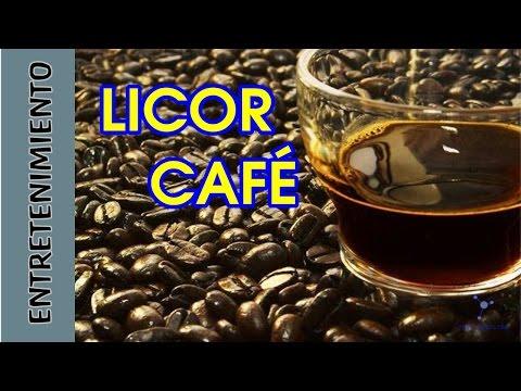Licor de Café - rec 2
