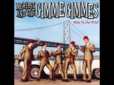 Me First And The Gimme Gimmes - San Francisco