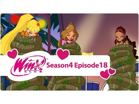 Winx Club - Season 4 Episode 18 - The Nature Rage - [FULL EPISODE]