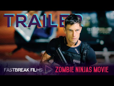 Zombie Ninjas Vs BLACK OPS | Official Movie Trailer #3