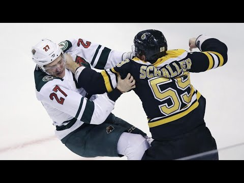 NHL One Punch Fights