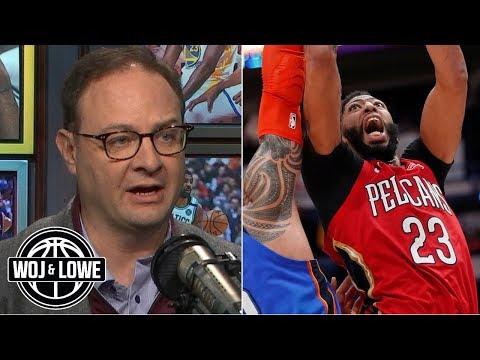Video: NBA's most desperate team: Pelicans, Rockets or Heat? | Woj & Lowe