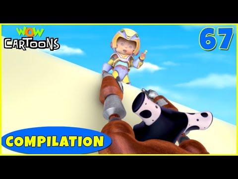 Vir the robot boy | Action Cartoon Video | New Compilation - 67 | Kids Cartoons | Wow Cartoons