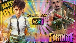 Fortnite : Senza Pietro è Tutto Più Facile - Duo con Favij