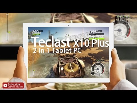 Teclast X10 Plus 2 in 1 Tablet PC【COUPON: X10PLUSGB】- Gearbest.com