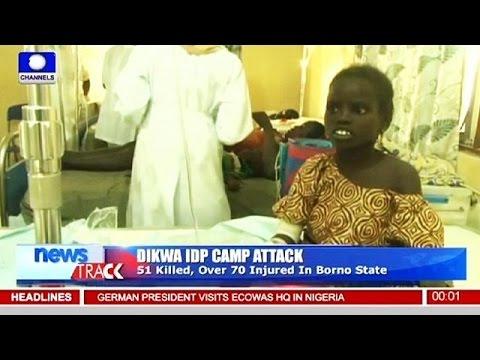 Νιγηρία: Πολύνεκρη επίθεση αυτοκτονίας σε καταυλισμό εκτοπισμένων