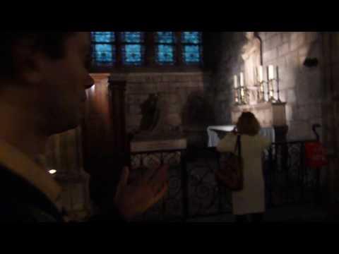 Notre Dame Cathedral In depth Interior Walkthough