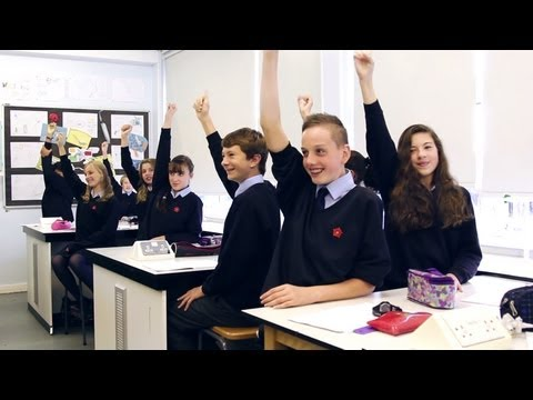 Sackville School Promo | East Grinstead Video Production West Sussex