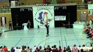 Vanessa Gottschall & Christian Lehr - Nordbayerische Meisterschaft 2014