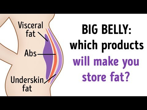 10 Foods to Avoid to Get the Flat Belly You've Dreamed Of