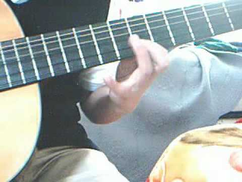 """How to play """" Roulette """" solo by System Of A Down"""