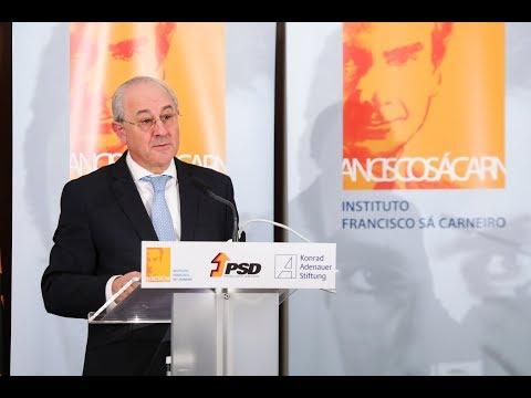 Intervenção de Rui Rio na homenagem a Francisco Sá Carneiro