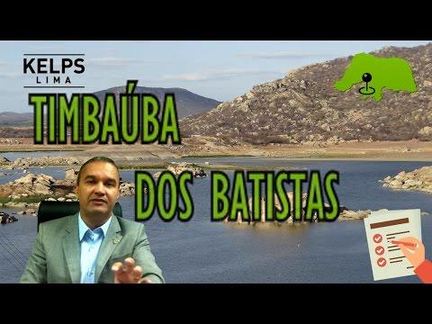 Kelps também indicou Timbaúba dos Batistas para receber equipamentos do Governo Federal