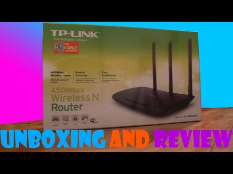 TP link 450mbps router | boost your internet speed up to 10 times what your paying